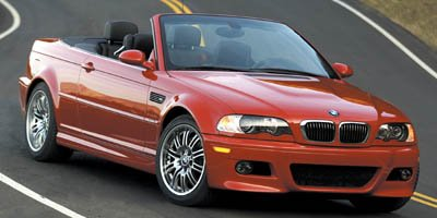 2005 BMW 3 Series M3 ADJUSTABLE LUMBAR SEATS COLD WEATHER PKG  -inc 3-stage heated front seats  r