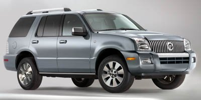 2006 Mercury Mountaineer Luxury