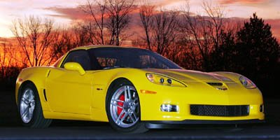 2006 Chevrolet Corvette Z06 7 Speakers7-Speaker Sound System FeatureAMFM radioCD playerMP3 dec