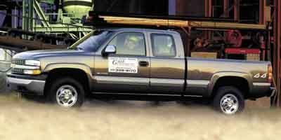 2001 Chevrolet Silverado 2500  Four Wheel Drive Tow Hooks Tires - Front All-Season Tires - Rear