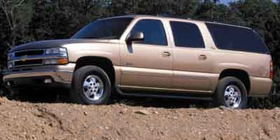 2001 Chevrolet Suburban LT Rear Wheel Drive Tires - Front All-Terrain Tires - Rear All-Terrain C