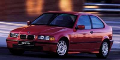 1997 BMW 3 Series 318ti