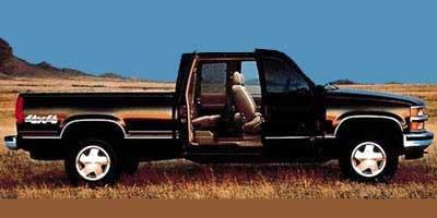 "1997 Chevrolet C/K 1500 Ext Cab 141.5"" WB 4WD"