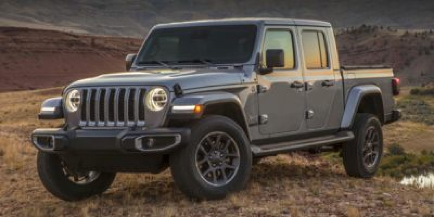 New 2021 Jeep Gladiator Sport
