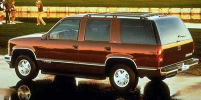 1997 Chevrolet Tahoe  Rear Wheel Drive Tires - Front All-Season Tires - Rear All-Season Conventi