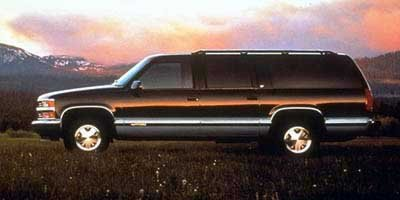 1997 Chevrolet Suburban 4DR 2WD 1500 Rear Wheel Drive Tires - Front All-Season Tires - Rear All-S