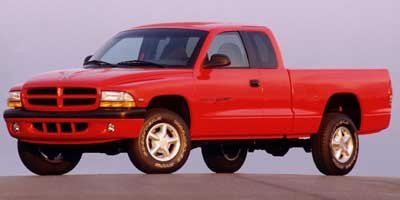 1997 Dodge Dakota  Rear Wheel Drive Tires - Front All-Season Tires - Rear All-Season Conventiona