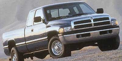"1997 Dodge Ram 1500 Club Cab 139"" WB 4WD"