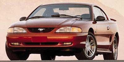 1997 Ford Mustang GT LockingLimited Slip Differential Rear Wheel Drive Tires - Front Performance