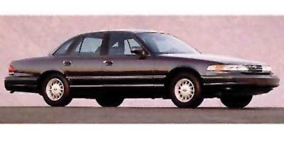 1997 Ford Crown Victoria Police Pkg