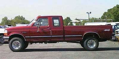 1997 Ford F-250 XL HD