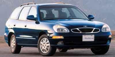 2001 Daewoo Nubira CDX Front Wheel Drive Tires - Front All-Season Tires - Rear All-Season Alumin