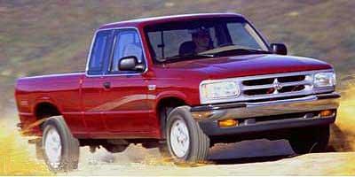 1997 Mazda B-Series 2WD Truck Base