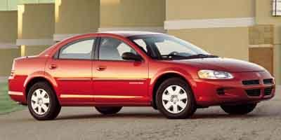 2001 Dodge Stratus SE Front Wheel Drive Tires - Front All-Season Tires - Rear All-Season Tempora