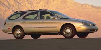 1997 Mercury Sable GS Front Wheel Drive Tires - Front All-Season Tires - Rear All-Season Wheel C