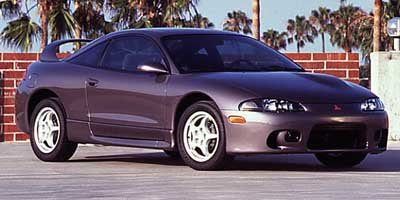 1997 Mitsubishi Eclipse GS Front Wheel Drive Tires - Front Performance Tires - Rear Performance