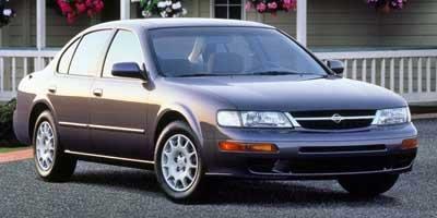1997 Nissan Maxima GXE Front Wheel Drive Tires - Front All-Season Tires - Rear All-Season Tempor