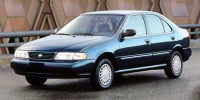 1997 Nissan Sentra GXE Front Wheel Drive Tires - Front All-Season Tires - Rear All-Season Tempor