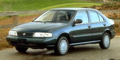 1997 Nissan Sentra  Front Wheel Drive Tires - Front All-Season Tires - Rear All-Season Temporary