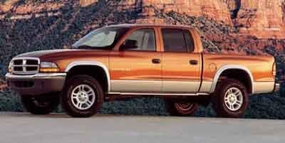 2001 Dodge Dakota  Four Wheel Drive Tires - Front All-Season Tires - Rear All-Season Conventiona
