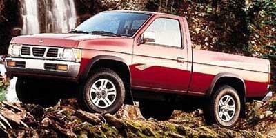 1997 Nissan Trucks 4WD XE