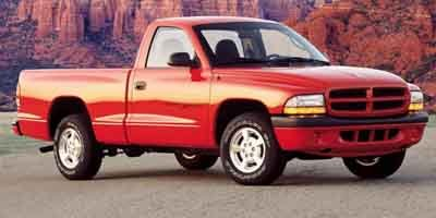 2001 Dodge Dakota SLT Rear Wheel Drive Tires - Front All-Season Tires - Rear All-Season Conventi