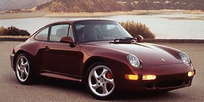 1997 Porsche 911 Carrera Targa Rear Wheel Drive Tires - Front Performance Tires - Rear Performanc