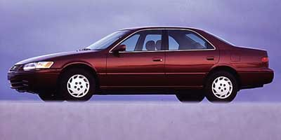 1997 Toyota Camry  Front Wheel Drive Tires - Front All-Season Tires - Rear All-Season Convention
