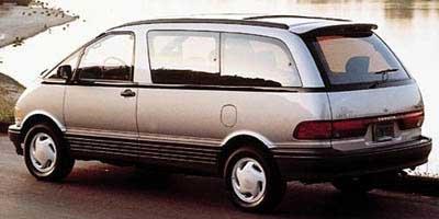 1997 Toyota Previa LE 3dr Wgn All-Trac LE S/C Gas I4 2.4L/146 [1]