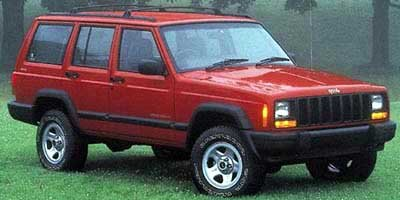 1997 Jeep Cherokee Country