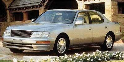 1997 Lexus LS 400 Luxury Sdn 400