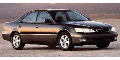 1997 Lexus ES 300 Luxury Sport Sdn 300