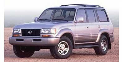 1997 Lexus LX 450 Luxury Wagon 450