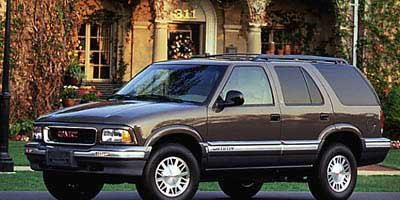 1997 GMC Jimmy SLT