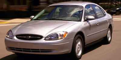 2001 Ford Taurus SES Front Wheel Drive Tires - Front All-Season Tires - Rear All-Season Temporar