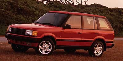 1997 Land Rover Range Rover SE Traction Control Four Wheel Drive Tow Hitch Air Suspension Tires