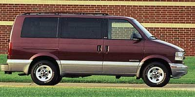 1997 GMC Safari Passenger VAN RWD Rear Wheel Drive Tires - Front All-Season Tires - Rear All-Seas