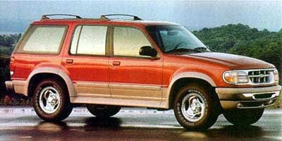 1997 Ford Explorer XLT Four Wheel Drive Tires - Front All-Season Tires - Rear All-Season Convent