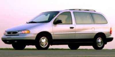 1997 Ford Windstar Wagon GL Front Wheel Drive Tires - Front All-Season Tires - Rear All-Season T