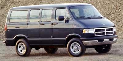 1997 Dodge Ram Wagon  Rear Wheel Drive Tires - Front All-Season Tires - Rear All-Season Conventi