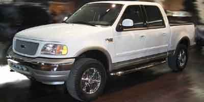 Used 2001 Ford F-150 SuperCrew in Meridian, MS