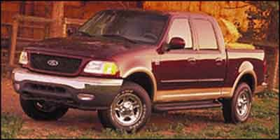 2001 Ford F-150 SuperCrew king ranch