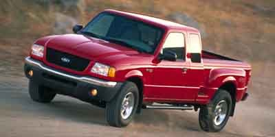 2001 Ford Ranger Edge Plus Super Cab 2WD