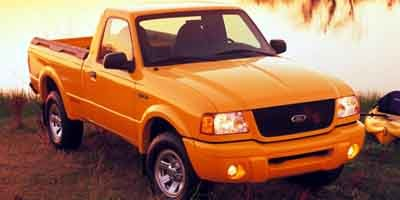 2001 Ford Ranger  Rear Wheel Drive Conventional Spare Tire Power Steering Front DiscRear Drum B