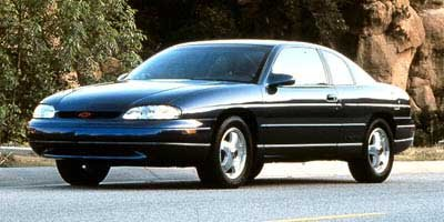 1998 Chevrolet Monte Carlo SS