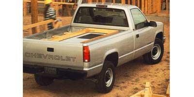 1998 Chevrolet CK 2500 REG CAB 2WD 133 Rear Wheel Drive Tires - Front All-Season Tires - Rear Al