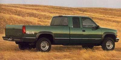 1998 Chevrolet C/K 2500 Fleetside