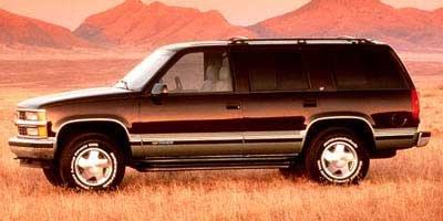 1998 Chevrolet Tahoe SUV