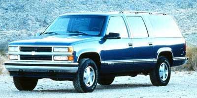 1998 Chevrolet Suburban LS