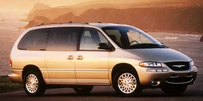 1998 Chrysler Town  Country SX Front Wheel Drive Traction Control Tires - Front All-Season Tire